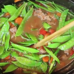 Crockpot Recipe: Ginger Beef