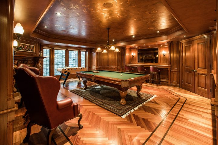 31 Knightswood Road - Billiard Room 2