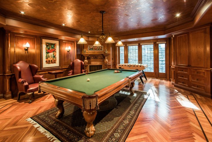 31 Knightswood Road - Billiard Room