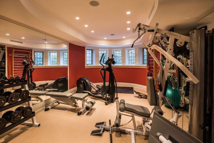 31 Knightswood Road - Fitness Room