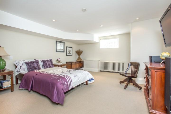 123 Bedford Road - Bedroom Below Grade