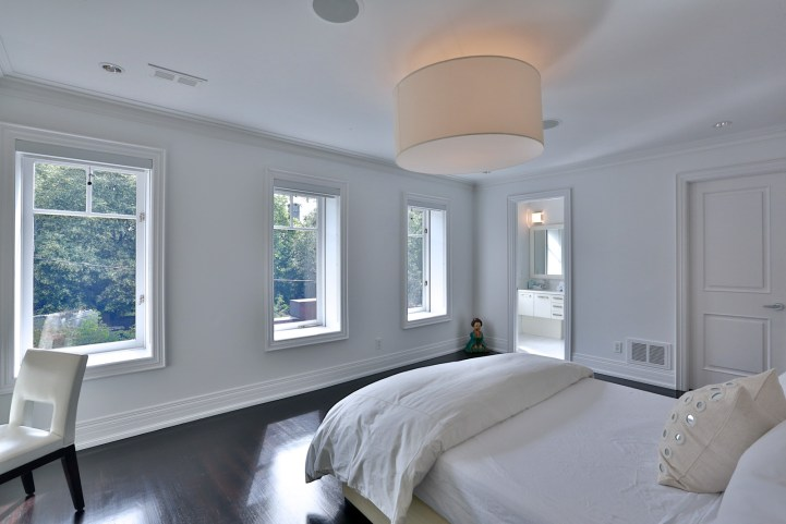 157 South Drive - Bedroom with Window From Bed