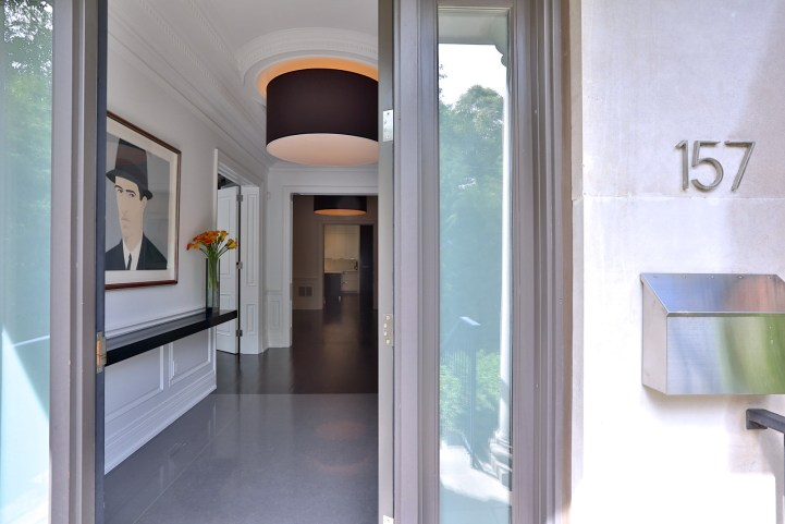 157 South Drive - Front Door