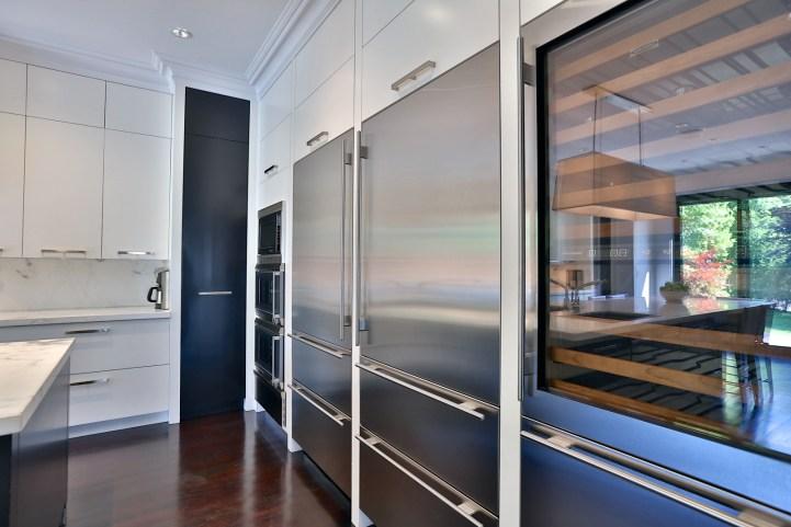157 South Drive - Kitchen Fridges