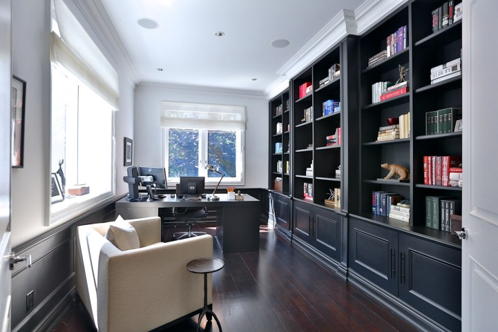 157 South Drive - Office Bookcases