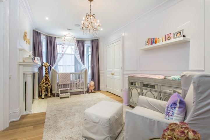 181 Crescent Road - Nursery Room