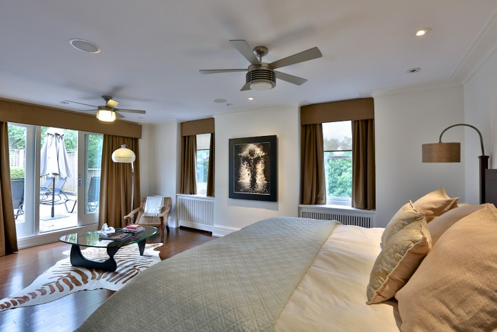 230 Russel Hill Rd - Bedroom With Pool View