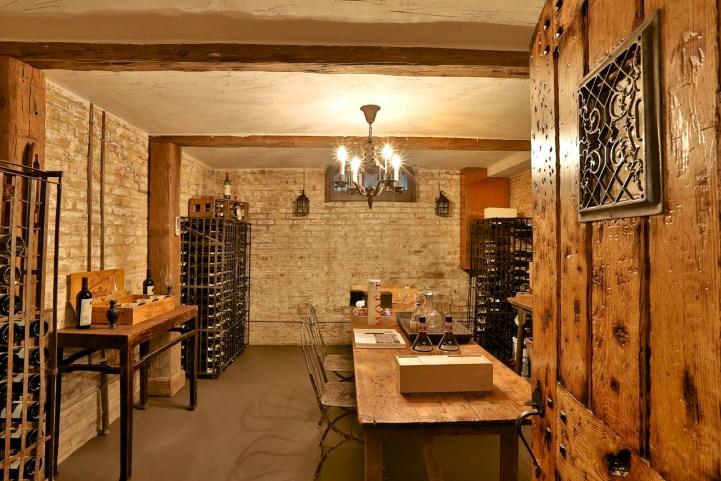 230 Russel Hill Rd - Wine Cellar