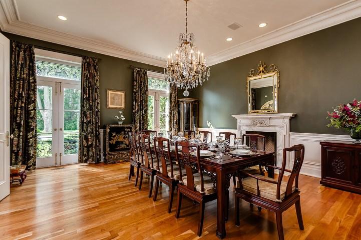 37 Edgehill Road - Dining Room Towards Rear of Home