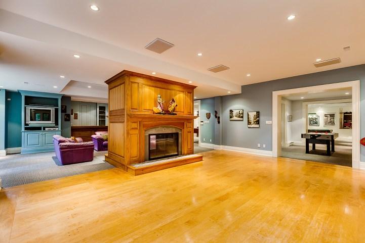 37 Edgehill Road - Massive Fireplace
