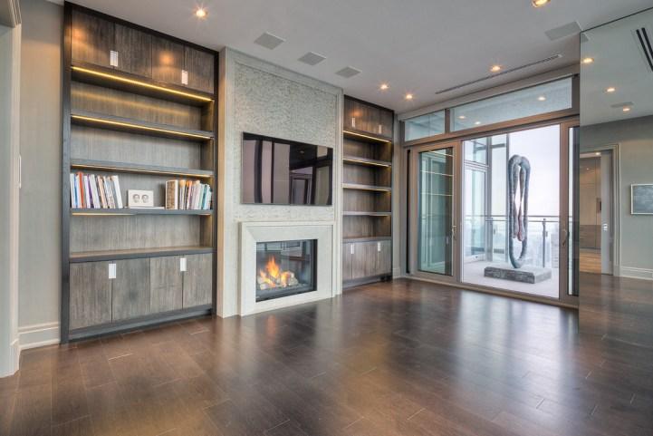 #5002 - 50 Yorkville Avenue - Family Room TV