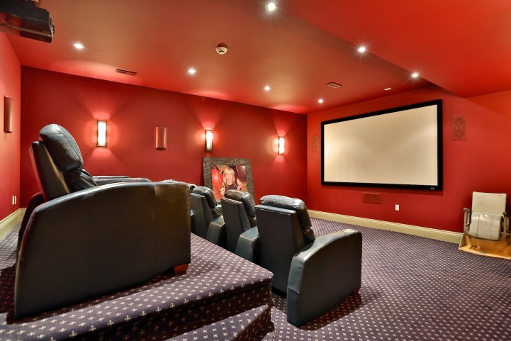 12 The Bridle Path - Movie Theatre