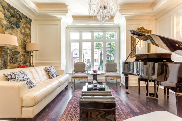 12 Walder Avenue - Living Room