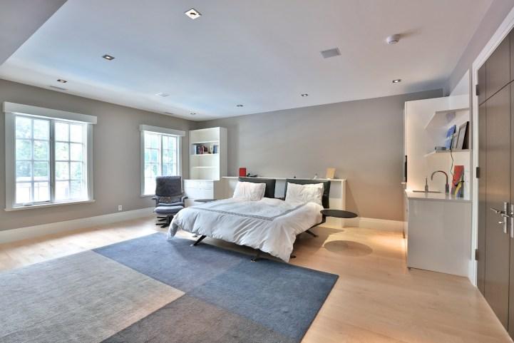 110 Arjay Crescent - Master Bedroom