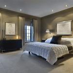 12 Macpherson Avenue - Master Bedroom Bed