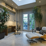 12 Macpherson Avenue - Office with Skylight