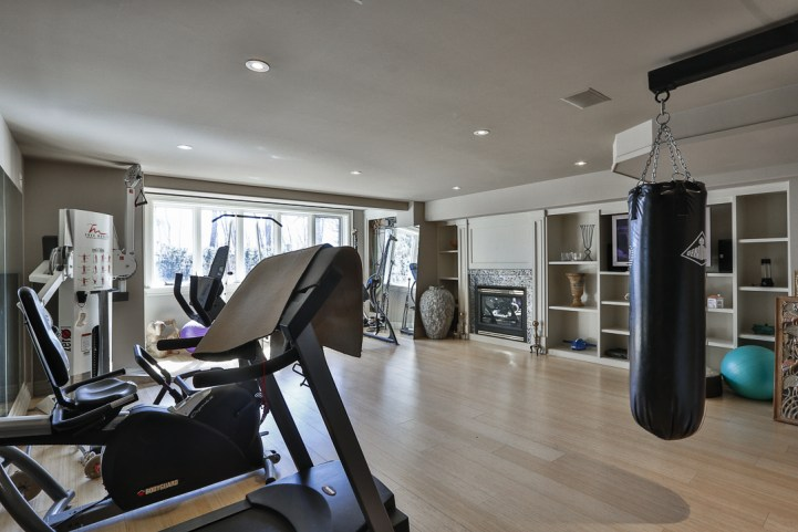 69 Highland Cres - Fitness Room