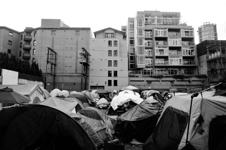 5 People Are Going Homeless Per Week In Metro Vancouver