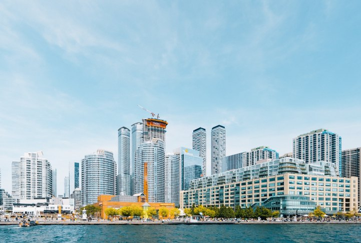 Toronto Real Estate Inventory Up 110%, First Time Average Dips Negative Since 2009