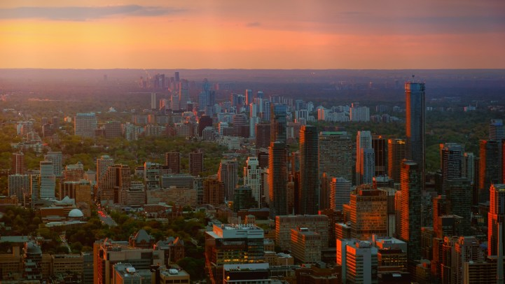 Toronto Real Estate Prices Make The Biggest Drop Since 2009