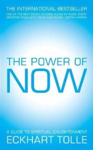 Cover of The Power of Now by Eckhardt Tolle