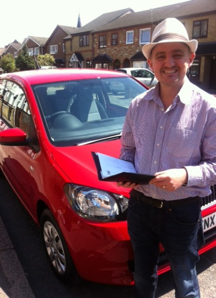 George and our new Citigo
