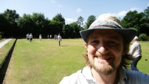 George on bowls green