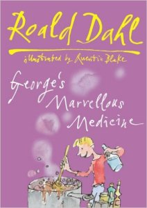Cover of Roald Dahl's George's Marvellous Medicine