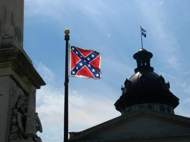 SCConfederate flag