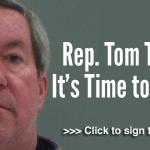 Rep. Tom Taylor Should Resign