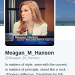 State house candidate Meagan Hanson holds birther, transphobic views