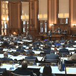 Georgia's first legislative session under a Trump presidency