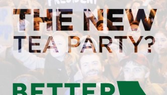 Podcast Ep. 31: The New Tea Party?