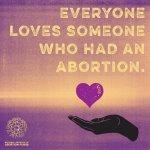 Abortion love