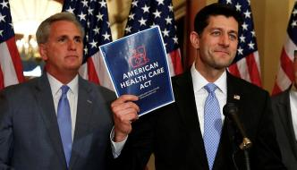 Missing: Have you seen this bill? Republicans hiding AHCA