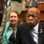 'Sit-in to stand up:' Rep. John Lewis calls upon nonviolent Civil Rights protest in Congress