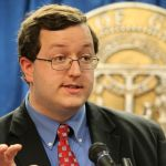 Sen. Josh McKoon deletes his own Twitter poll in embarrassing defeat