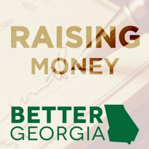 Raising Money on the Better Georgia Podcast