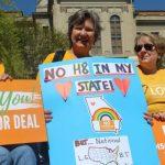Sen. Ligon continues crusade for an LGBT adoption ban