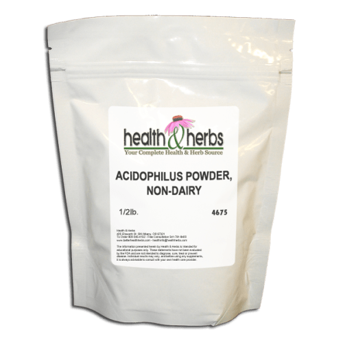 4675-Acidophilus Powder, Non-Dairy