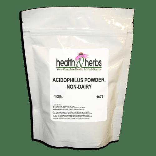 4675-Acidophilus Powder, Non-Dairy