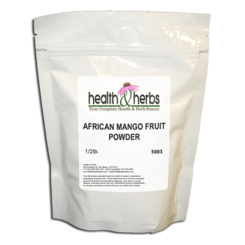 5003-African Mango Fruit Powder