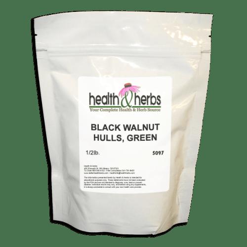 5097-Black Walnut Hulls, Green