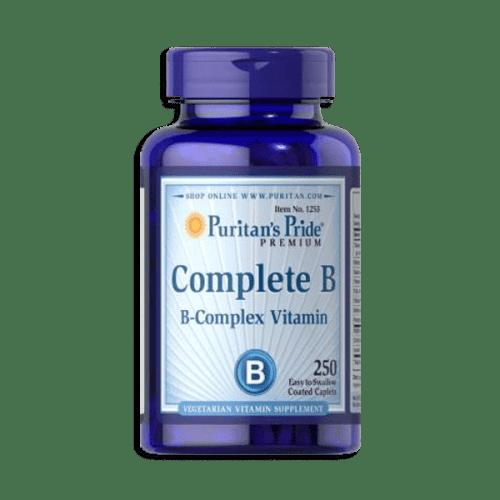 2005-Complete B (Vitamin B Complex)