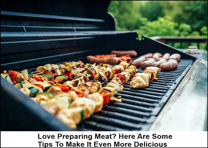 Love Preparing Meat