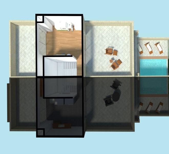 04 - Third Floor - House 1