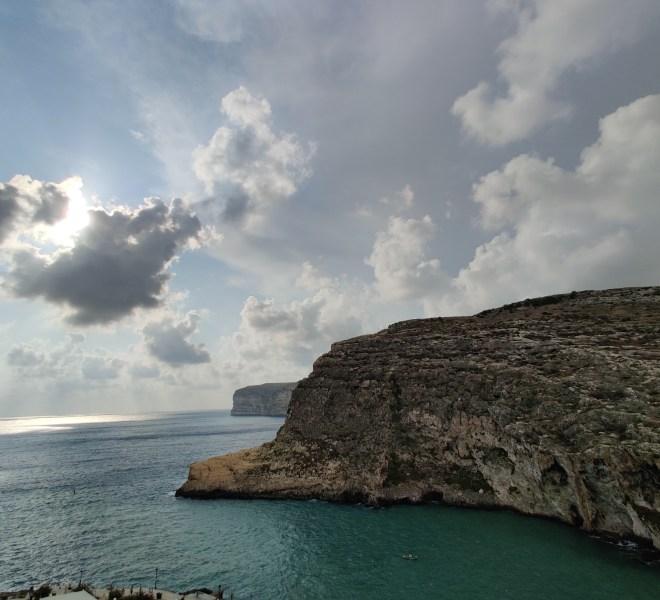 cliff & sea views