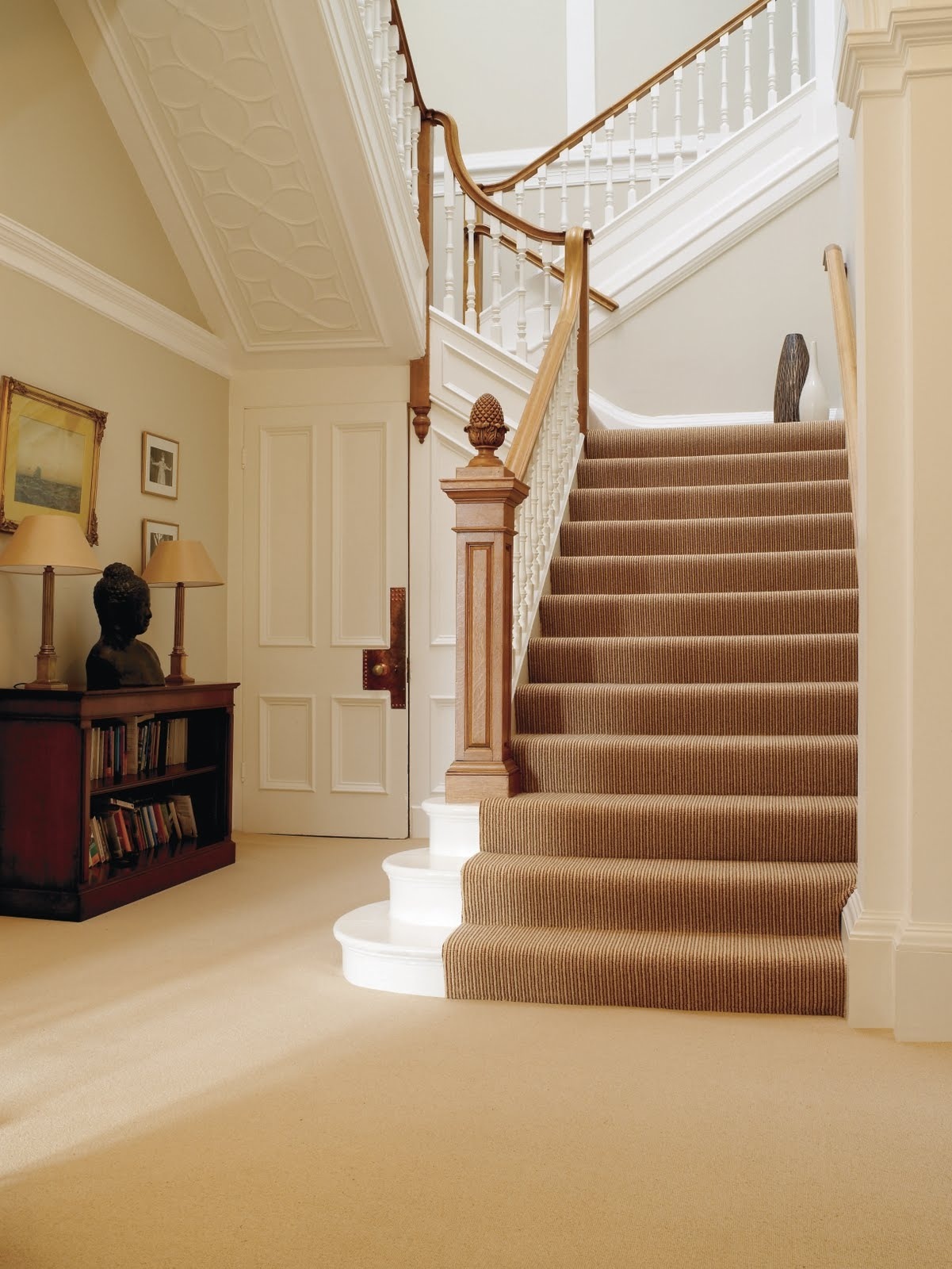 Clean Your Carpet Stairs Yourself – Check Out These Easy | Loose Carpet On Stairs | Runner | Fixing | Stair Treads | Stair Nosing | Laminate Flooring