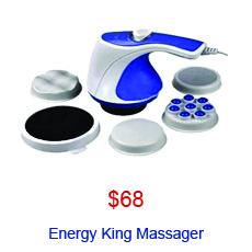 Real Pro Health Massager Equipment