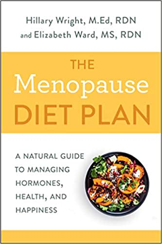 The Menopause Diet Plan book cover.